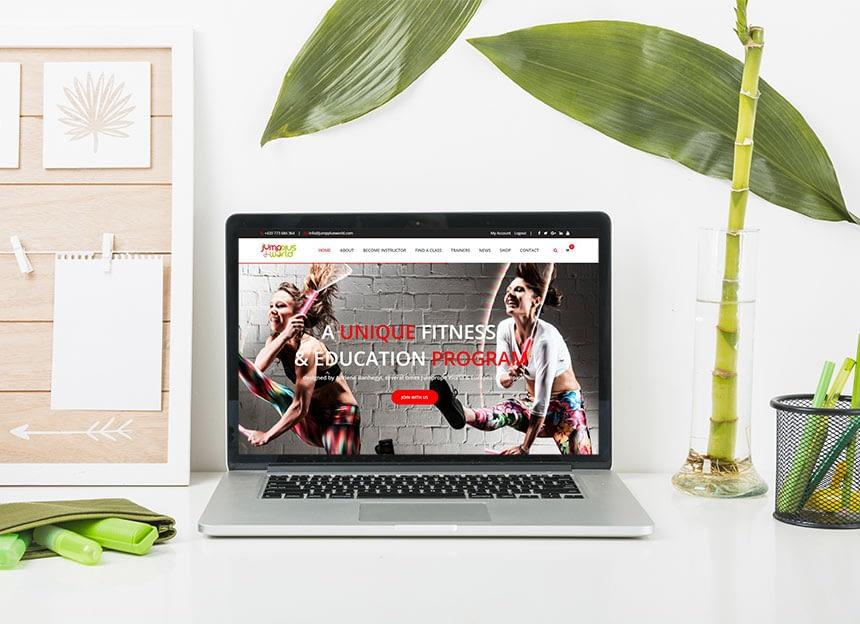 Jump Plus World - Site web