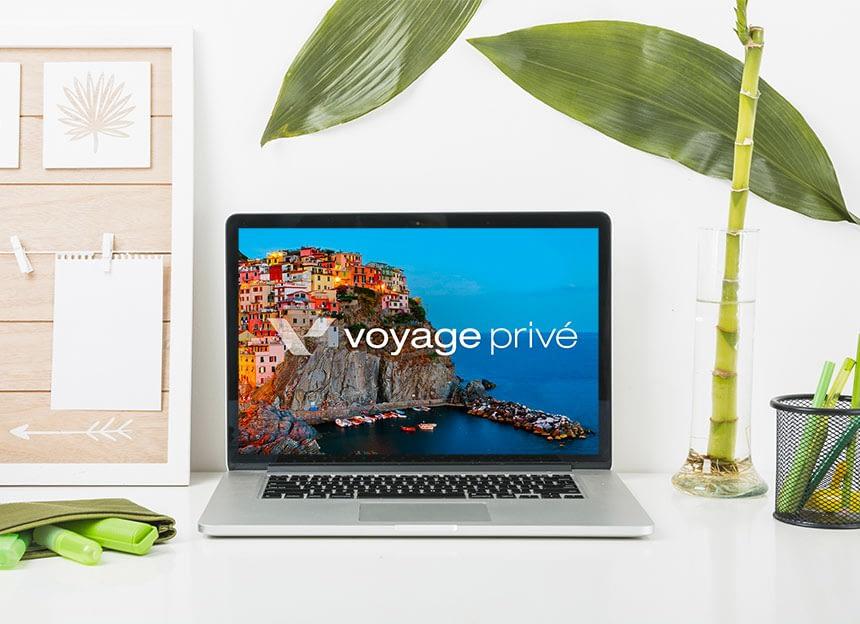 Editorial pour Voyage Privé
